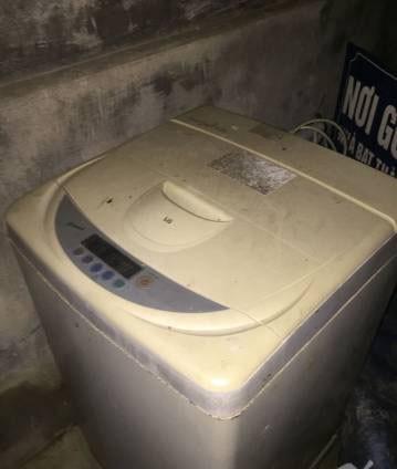 Thanh lý máy giặt LG
