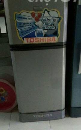 Thanh lý Tủ lạnh Toshiba 140 lít
