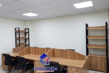 Chức năng của các loại vách ngăn của nội thất Đăng Khoa trong văn phòng