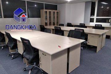 Cách chọn hướng đặt bàn làm việc tại nội thất văn phòng Đăng Khoa